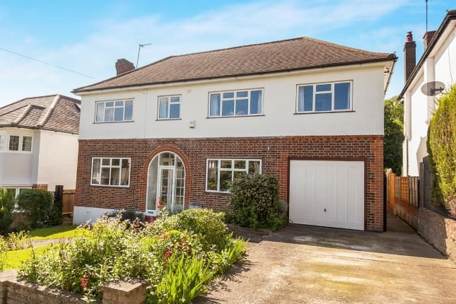 Thumbnail Detached house for sale in Ewell, Surrey