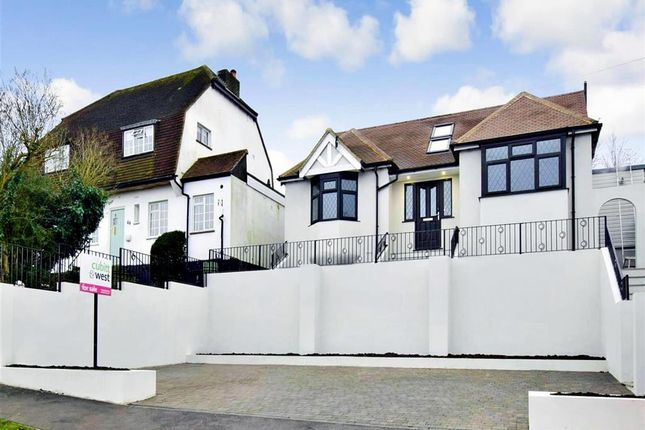 Front Elevation of Riddlesdown Avenue, Purley, Surrey CR8