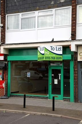 Thumbnail Retail premises to let in 6 The Hollies, Nottingham Road, Eastwood, Nottingham