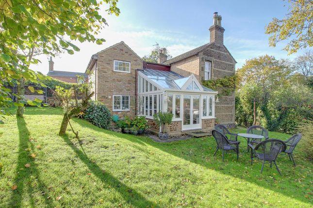 Thumbnail Detached house for sale in Birds Hill, Heath And Reach, Leighton Buzzard