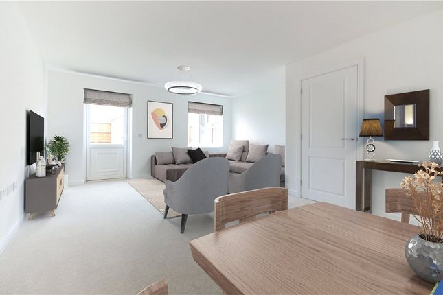 Thumbnail End terrace house for sale in East End, Cholsey, Wallingford