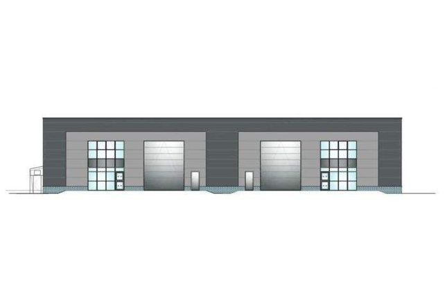 Thumbnail Light industrial to let in Units 1 And 2, Block F, Hartley Business Centre, Hartley Business Centre, Nottingham