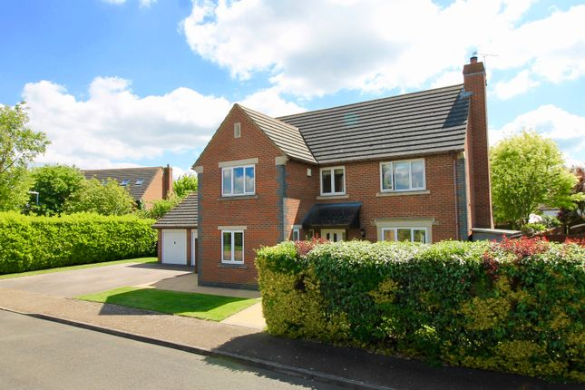 Thumbnail Detached house for sale in Miller Close, Godmanchester