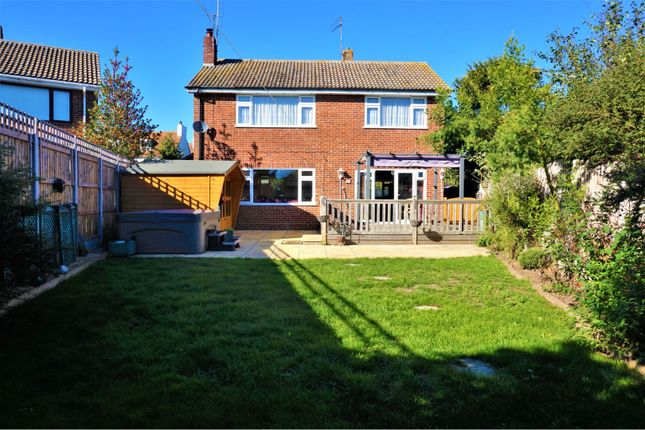 Thumbnail Detached house for sale in Thorpe Road, Weeley, Clacton-On-Sea