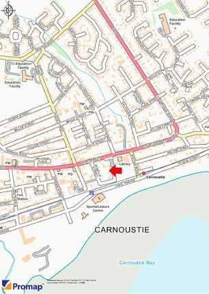 Thumbnail Land for sale in Site 11 Bonella Street, Carnoustie