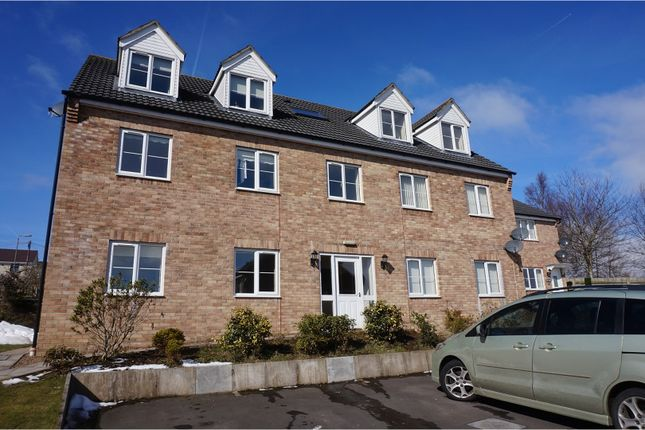 Thumbnail Flat for sale in Pidwelt Rise, Bargoed