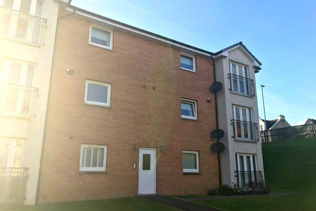 Thumbnail Flat to rent in Caledonian Gate, Coatbridge, North Lanarkshire
