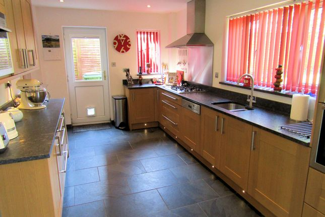 Thumbnail Detached house for sale in Lipizzaner Fields, Whiteley, Fareham