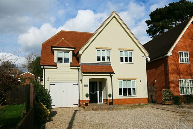 Thumbnail Detached house for sale in Applegate, Sawbridgeworth, Hertfordshire
