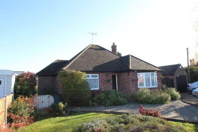 Thumbnail Detached bungalow for sale in School Road, Copford, Colchester