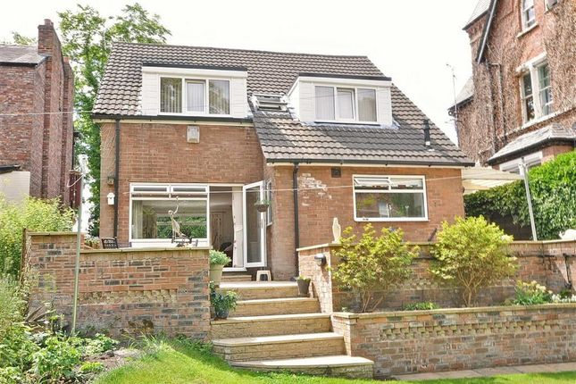 Thumbnail Detached house to rent in Wellington Road, Heaton Moor, Stockport