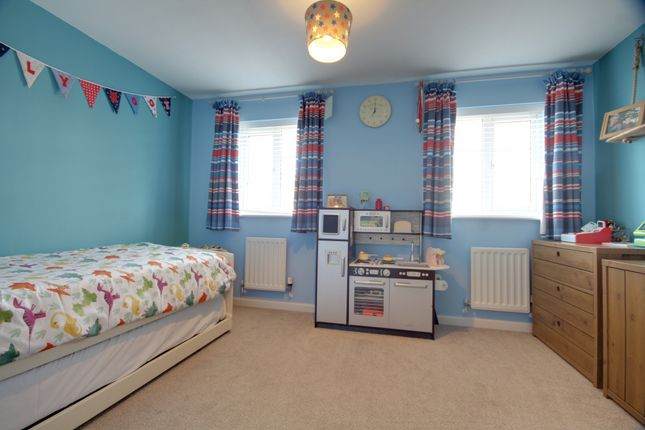 Bedroom Two of Thyme Avenue, Whiteley, Fareham PO15