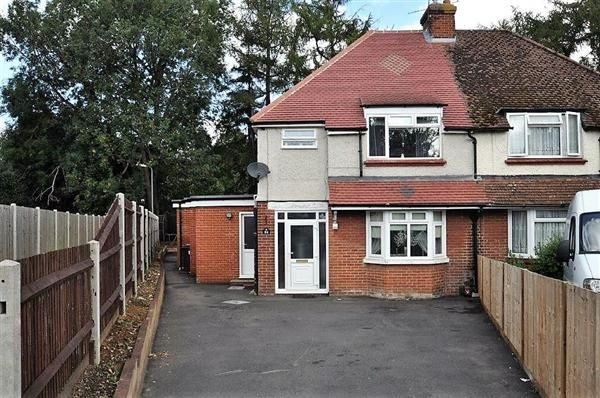 Thumbnail Semi-detached house for sale in York Road, Maidstone