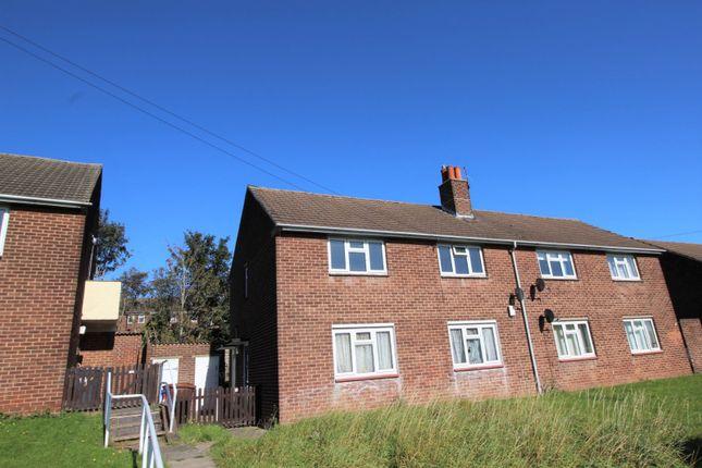 Front of Sandalwood Road, Burton-On-Trent, Staffordshire DE15