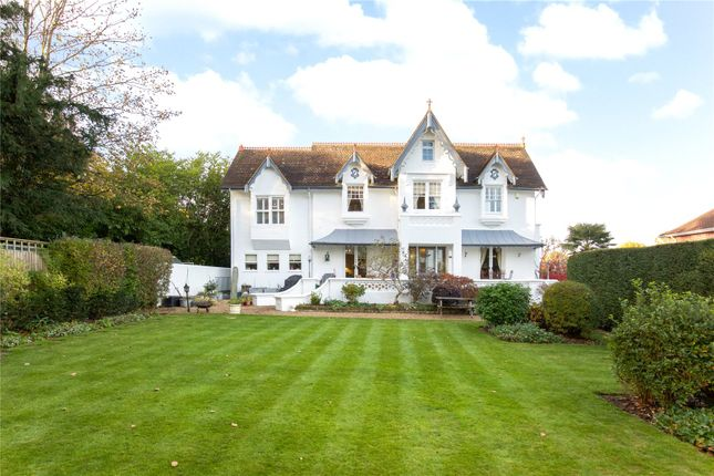 Thumbnail Semi-detached house for sale in Birchwood Grove Road, Burgess Hill, West Sussex
