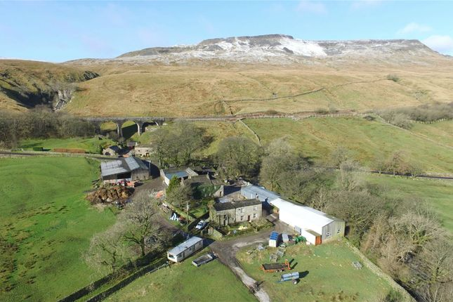 4 bedroom detached house for sale in Aisgill Farm, Mallerstang, Kirkby Stephen, Cumbria