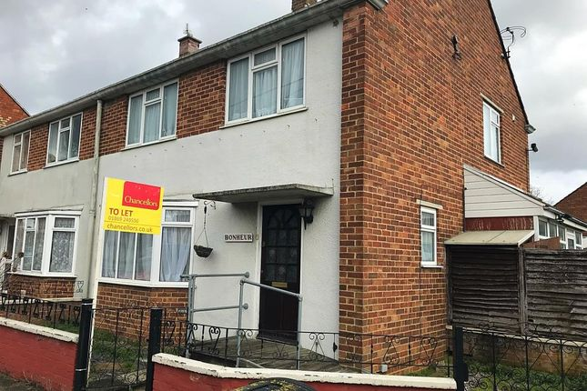 Thumbnail Semi-detached house to rent in Town Centre, Bicester