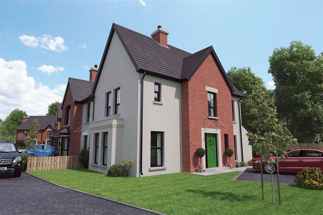 Thumbnail Semi-detached house for sale in 8, Royal Ascot Mews, Carryduff
