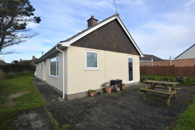 3 bed detached bungalow to rent in Ruan Minor, Helston, Cornwall TR12