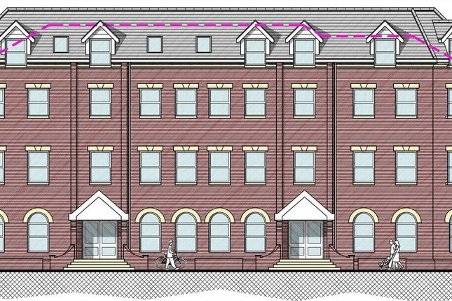 Thumbnail Flat for sale in 744 Christchurch Road, Bournemouth, Dorset