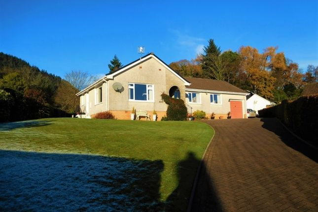 Thumbnail Detached bungalow for sale in 18 Ardenfield, Ardentinny, Dunoon