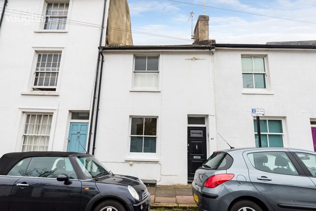 Thumbnail Terraced house for sale in North Gardens, Brighton, East Sussex