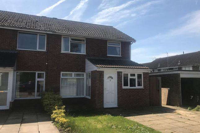 3 bed semi-detached house for sale in Oathill Close, Brixworth, Northampton