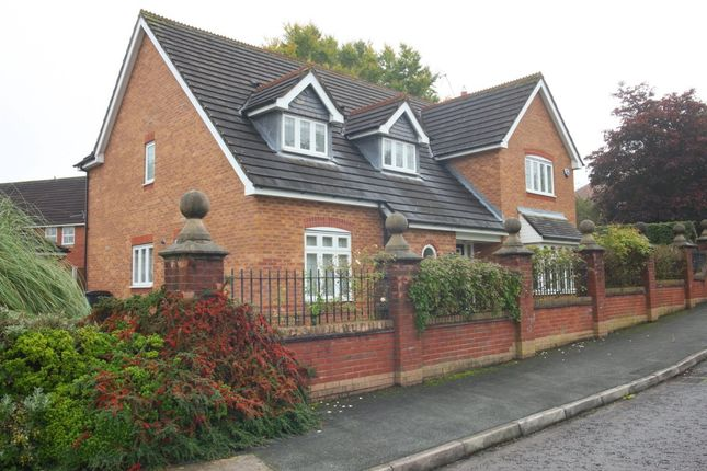 Thumbnail Detached house to rent in Scholars Green Lane, Lymm