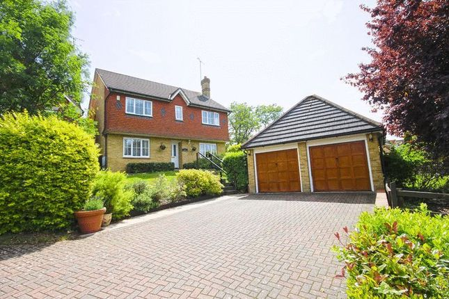 Thumbnail Detached house to rent in Carew Way, Watford