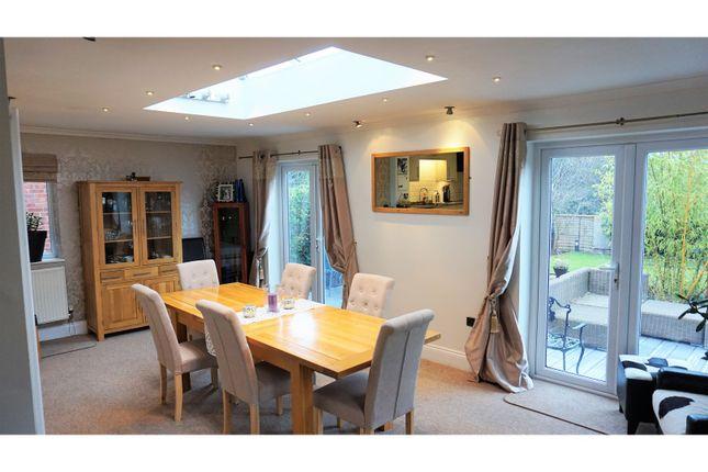 Thumbnail Detached house for sale in Bretforton Road, Badsey