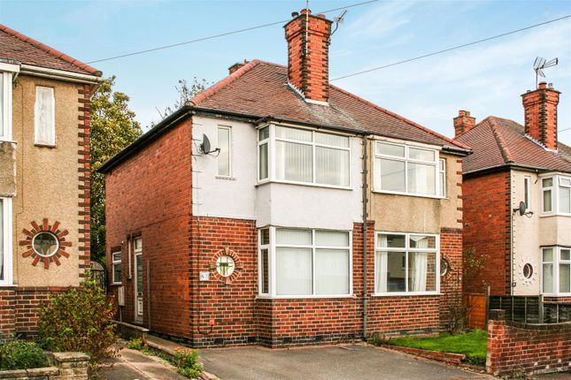 Thumbnail Semi-detached house to rent in Wilsthorpe Road, Chaddesden, Derby