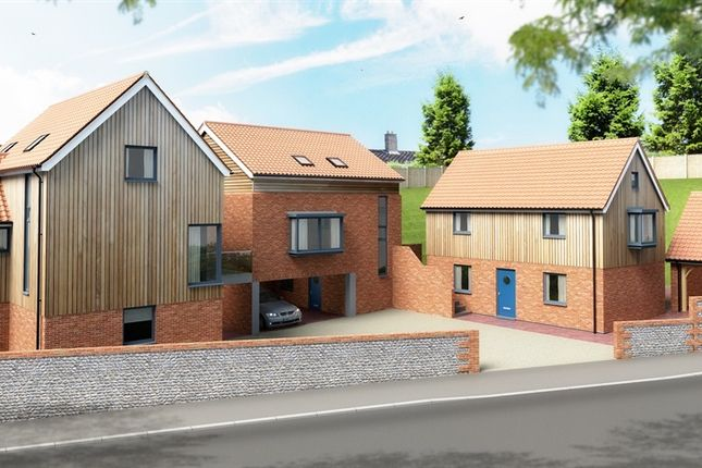 Thumbnail Detached house for sale in Burnt Hills, Cromer