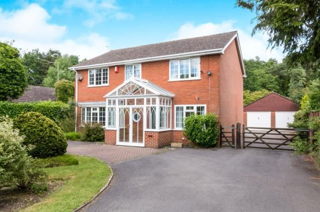 Thumbnail Detached house for sale in Silchester, Reading, Berkshire