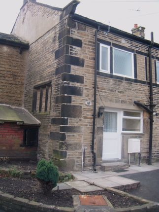 Thumbnail End terrace house to rent in Huddersfield Road, Meltham