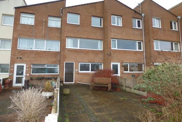 Thumbnail Terraced house to rent in Buckden Close, Thornton-Cleveleys