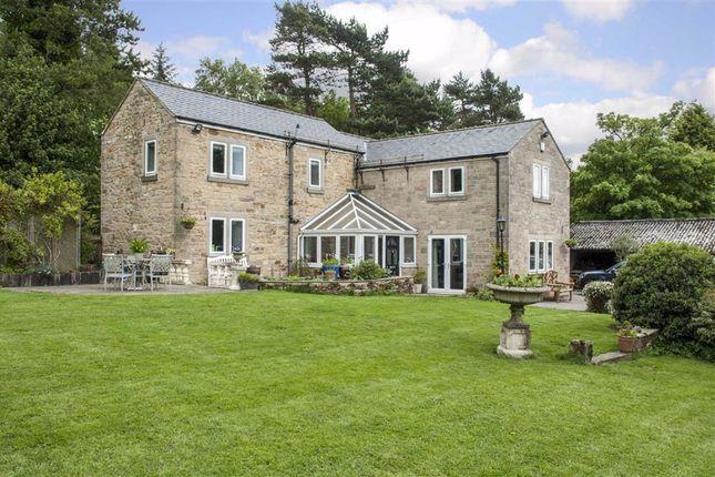 Thumbnail Farmhouse for sale in Nursery Farm Cottage, Sydnope Hill, Darley Moor Matlock, Derbyshire