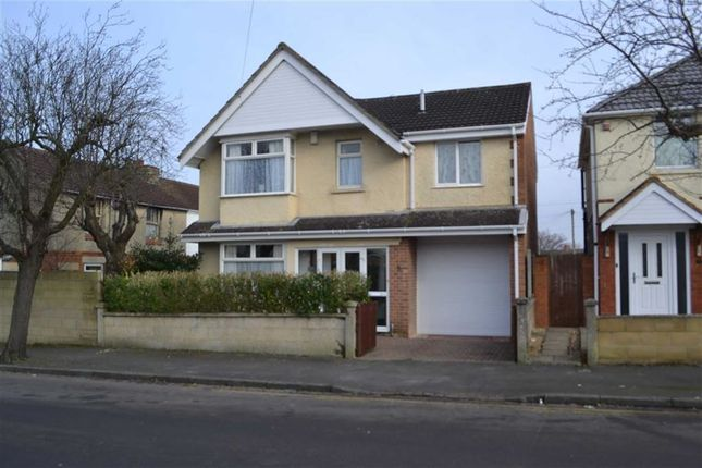 Thumbnail Detached house to rent in Westmorland Road, Swindon