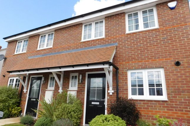 3 bed semi-detached house to rent in Ashfield Drive, Letchworth Garden City