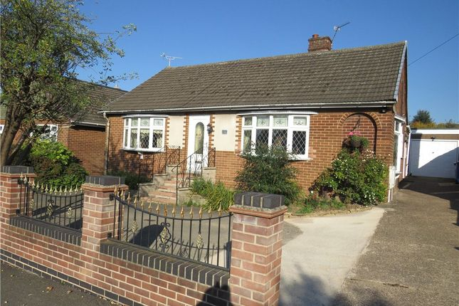 Thumbnail Detached bungalow for sale in Ferrers Way, Allestree, Derby