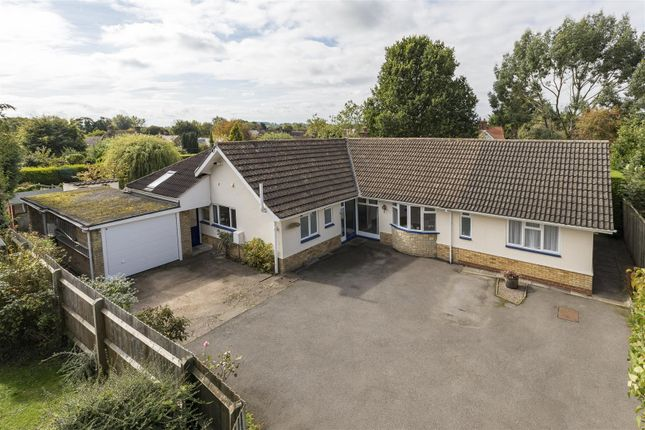 Thumbnail Detached bungalow for sale in Holly Bush Lane, Priors Marston, Southam