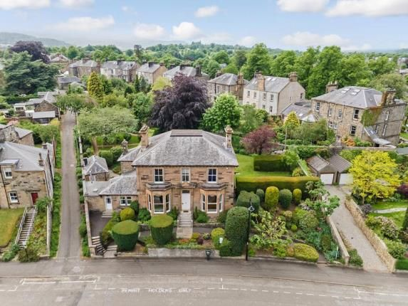Thumbnail Detached house for sale in Gladstone Place, Stirling, Stirlingshire