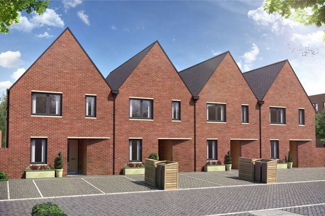 Thumbnail Terraced house for sale in 92 Jericho Mews, Wolvercote Mill, Oxford