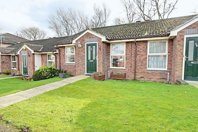 Thumbnail Bungalow for sale in Tudor Court, Beverley Road, Willerby, Hull