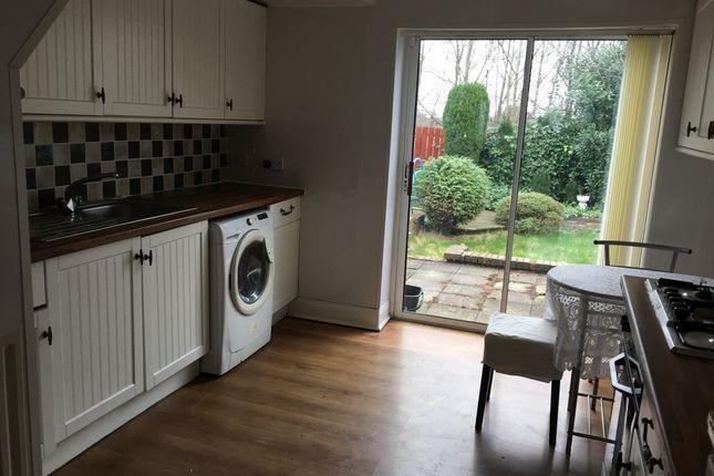 Thumbnail Semi-detached house to rent in Heworth Burn Crescent, Gateshead