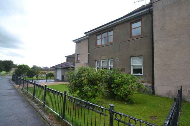 Thumbnail Flat to rent in Woodside Road, Stirling
