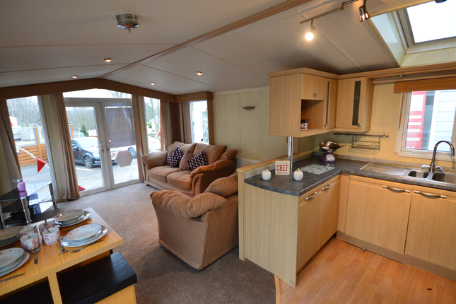 The Swift Chamonix Is The Perfect Family Holiday Home With 3 Good Size Bedrooms And A Front Room To Suit.
