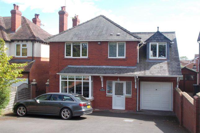 Thumbnail Detached house for sale in Sundorne Road, Shrewsbury