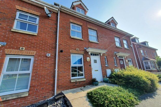 Thumbnail Town house to rent in Ainderby Gardens, Northallerton