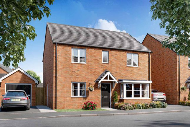 """Thumbnail Detached house for sale in """"The Pembroke II"""" at Tewkesbury Road, Twigworth, Gloucester"""