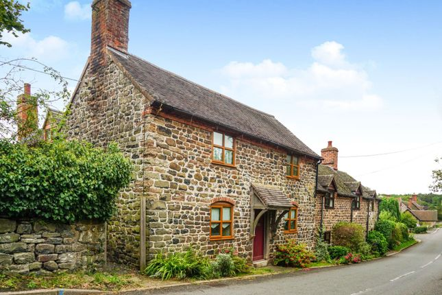Thumbnail Cottage for sale in South Road, Ditton Priors, Bridgnorth